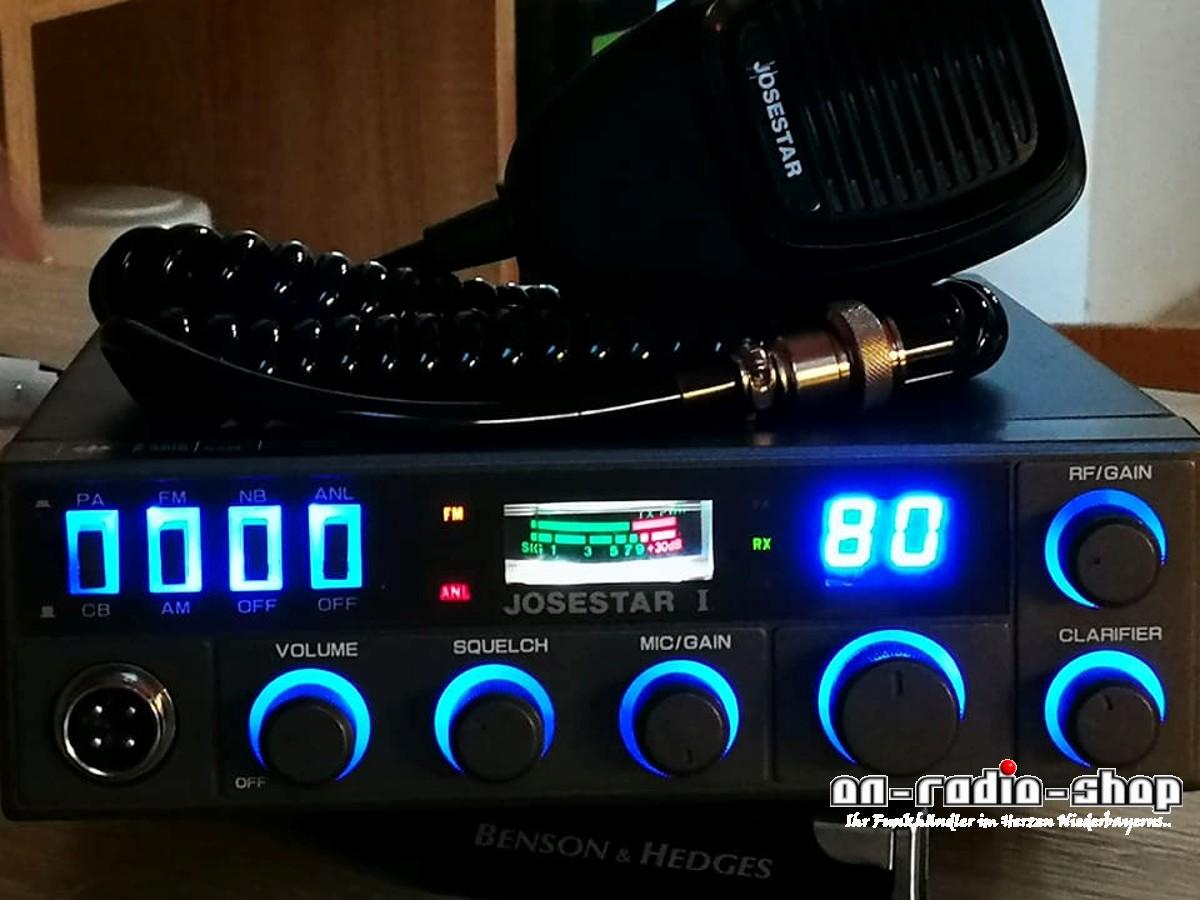 Josestar-1, 80 Kanal FM/ AM