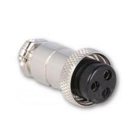 3-poliger Mikrofonstecker