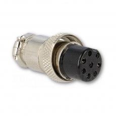 8-poliger Mikrofonstecker