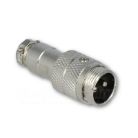2-polige Mikrofonkupplung