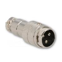 3-polige Mikrofonkupplung