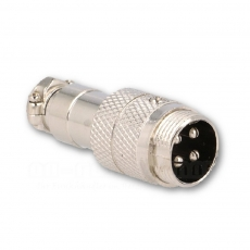 4-polige Mikrofonkupplung