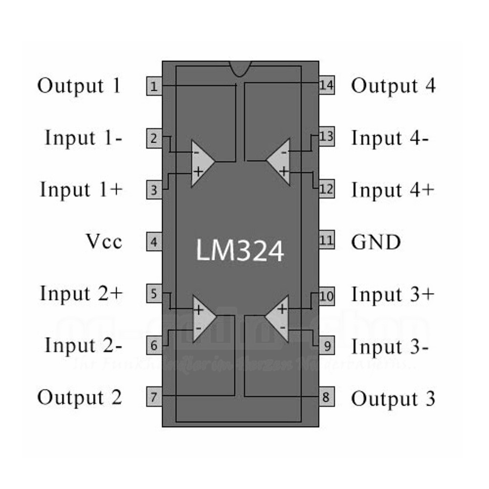 Lm324n On Radio Shop Circuit