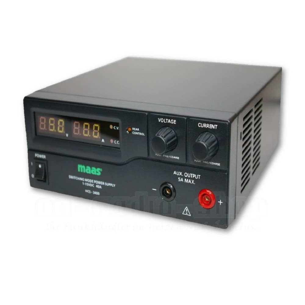 Maas HCS-3400