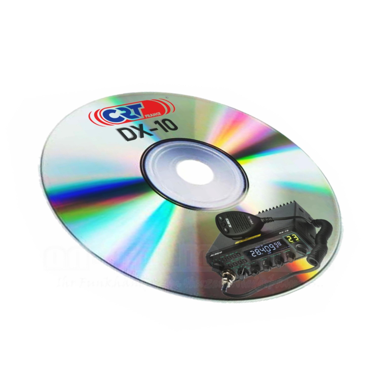Alinco DX-10 Software