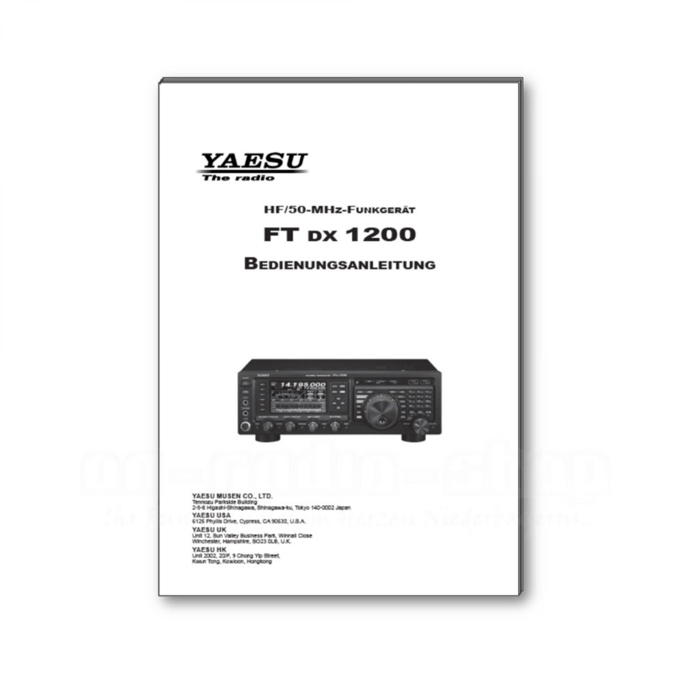 für FT-DX 1200