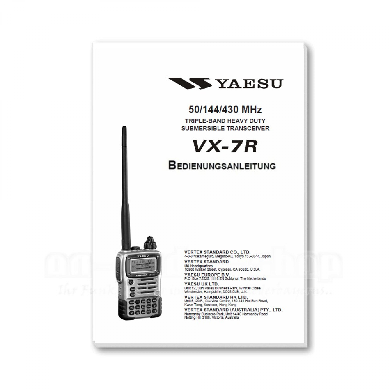 für VX-7R