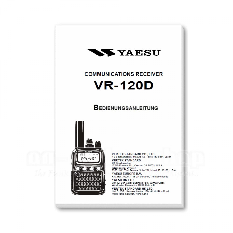 für VR-120D