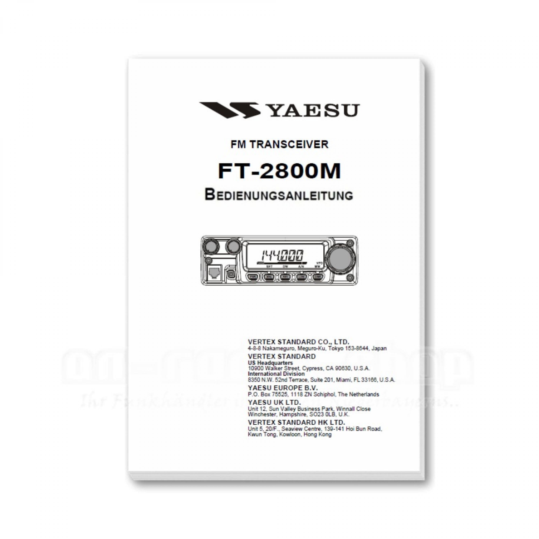 für FT-2800M