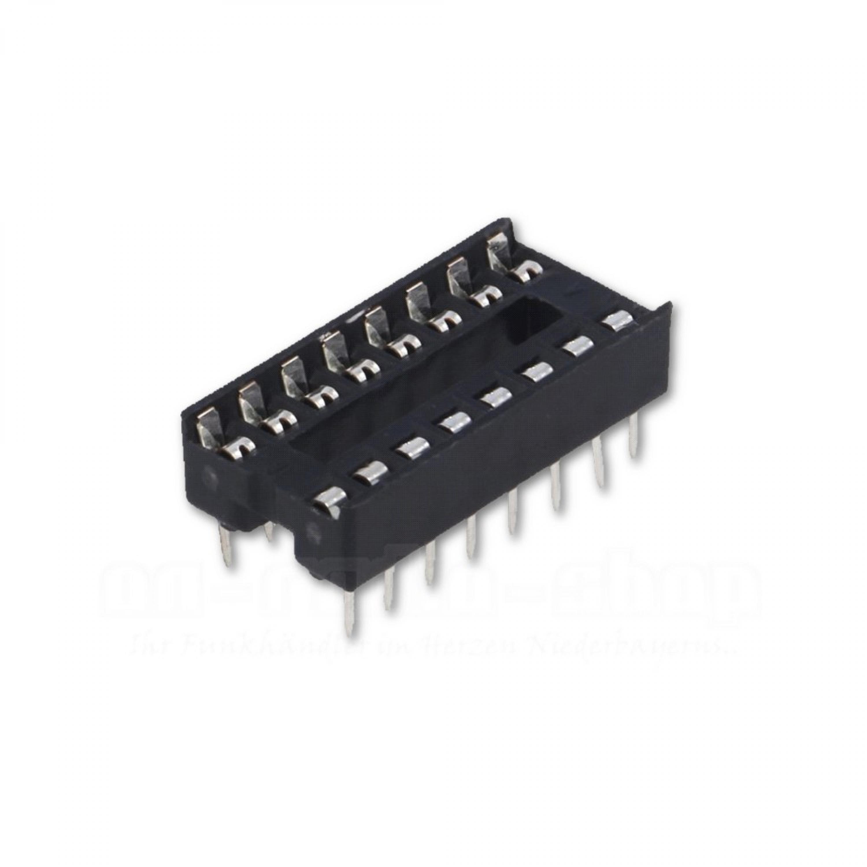 IC-Sockel, 16 PIN