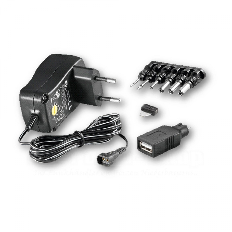 230V Steckerlader/ -netzteil