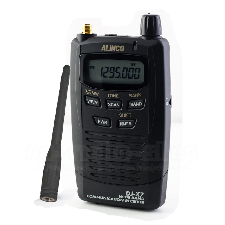 Alinco DJ-X7 E
