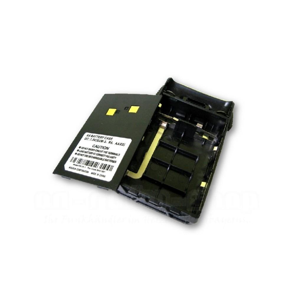 Batterieleerfach UV1D / UV2D/ UV3D/ UV6D