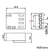 NS25 Serie, 4-Pol