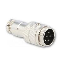6-polige Mikrofonkupplung