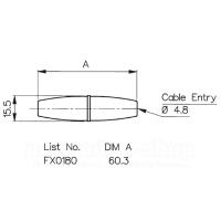 Sicherungshalter 6,3x32mm