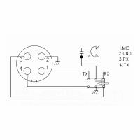 Ersatzmikrofon AE 4200