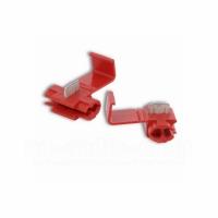 Schnellverbinder, Ausführung rot