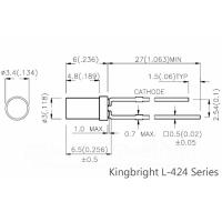 Kingbright L-424 Series