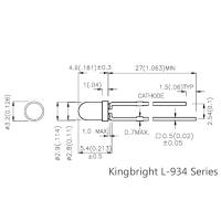 Kingbright L-934 Series