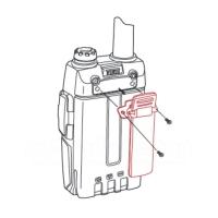 Gürtelclip AHT-9-UV